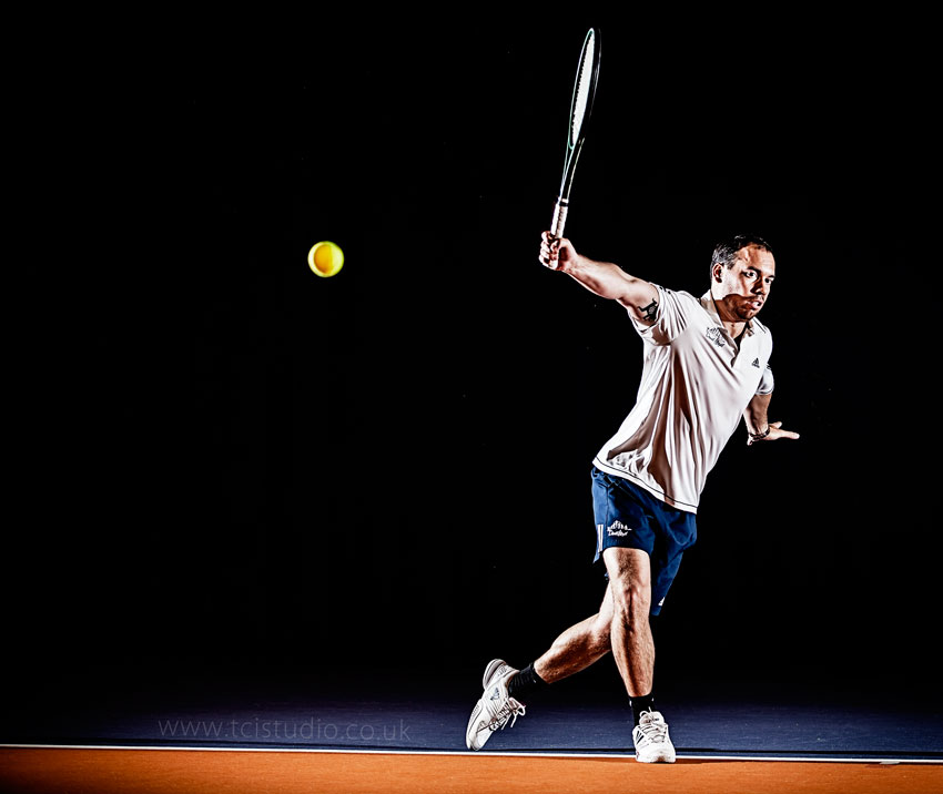 Sports action images